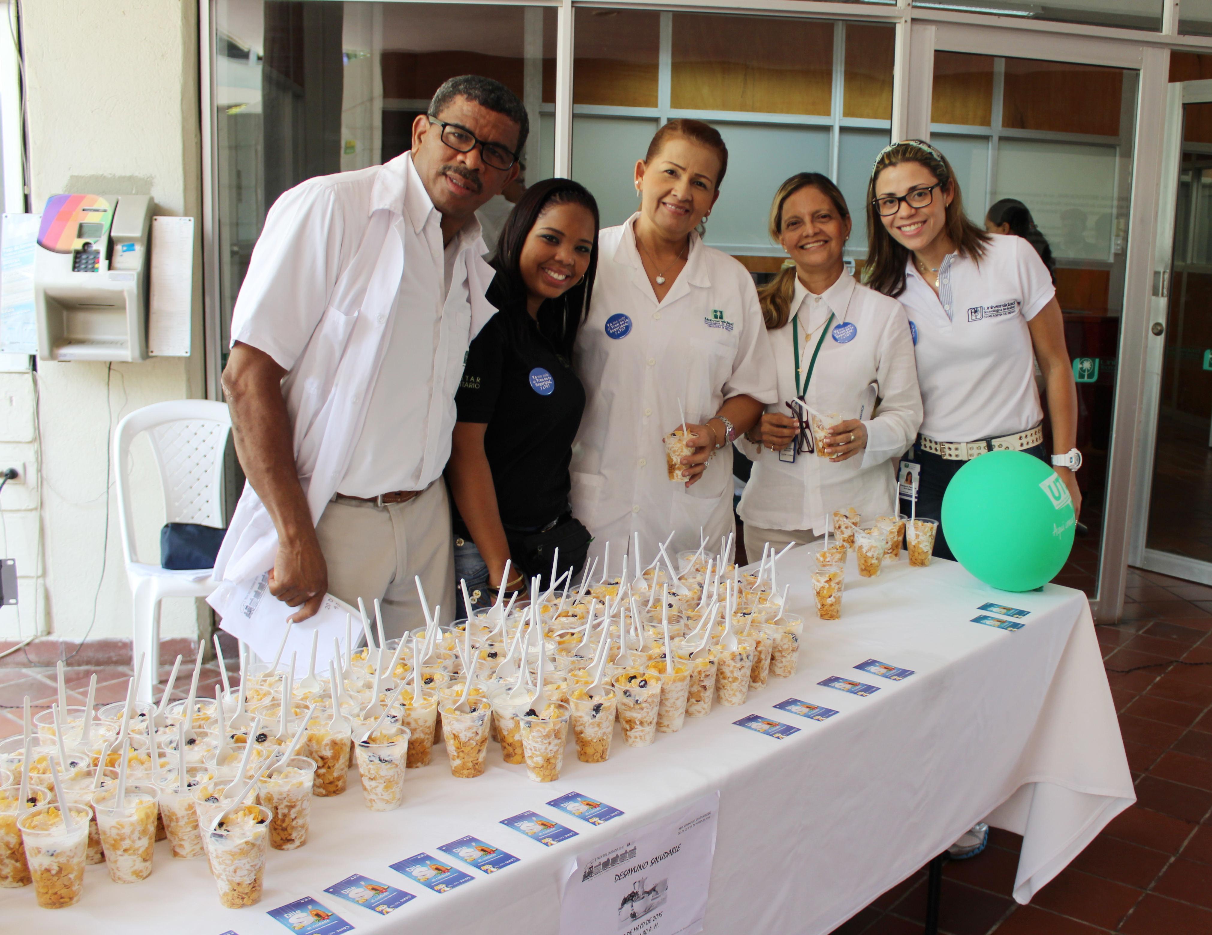 XVIII Semana de Salud Integral en la UTB