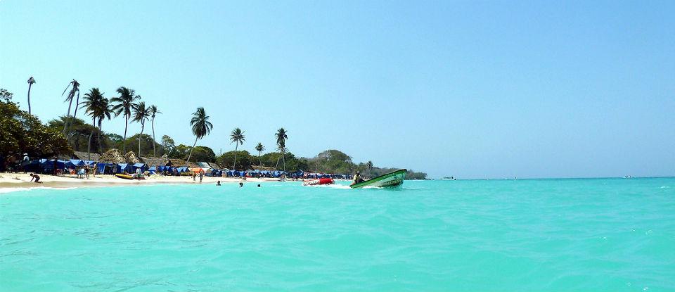 Caribe Colombiano - Playa Blanca