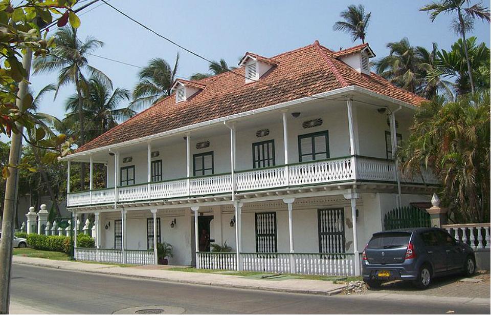 Casa Museo Rafael Nuñez