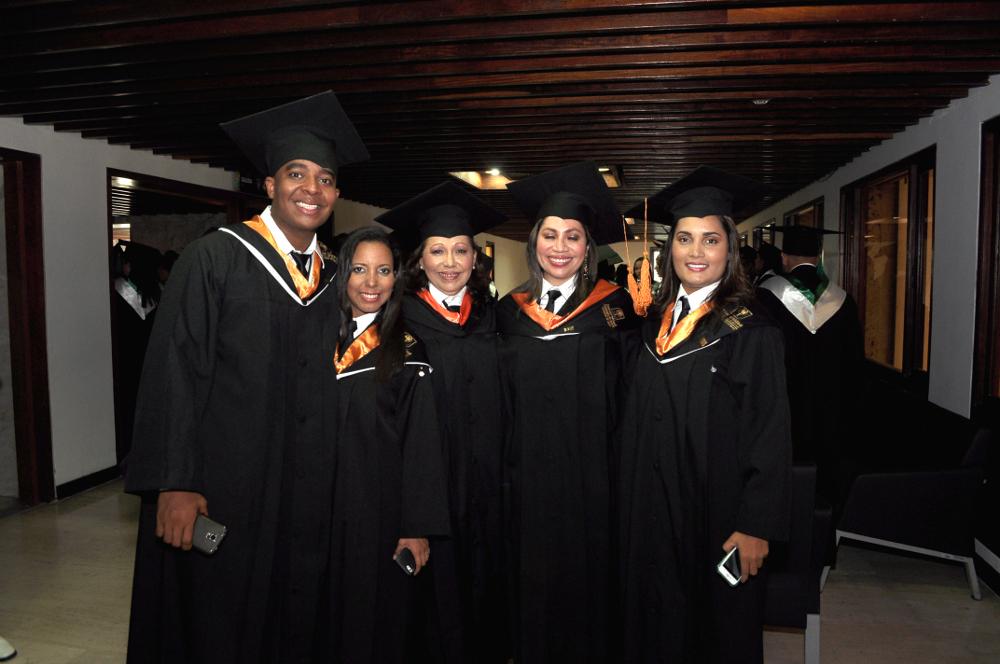 Grados de la promoción #61 de la UTB