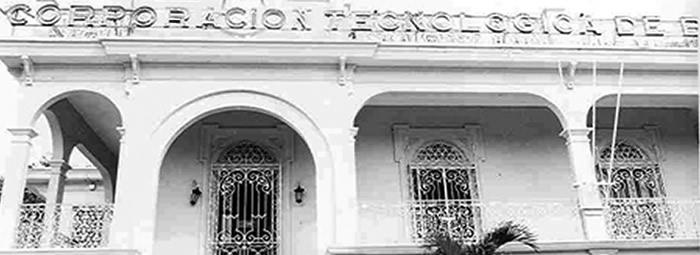 Foto Universidad Tecnológica de Bolívar en sus inicios