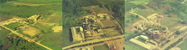 UTB de 1993 a 1996