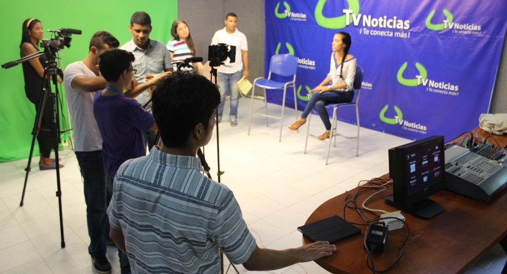 Centro de Medios UTB Galería General