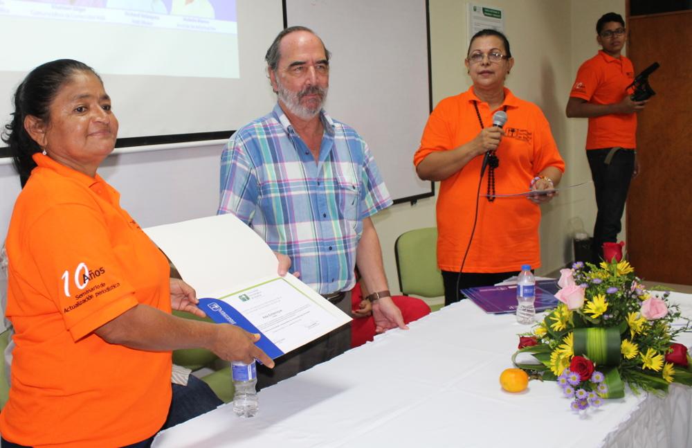 X Seminario de Actualización Periodística Universidad Tecnológica de Bolívar