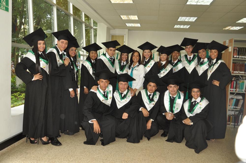 UTB graduó su Promoción No. 62