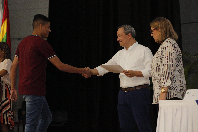 Entrega de Becas UTB 2020, un premio a la excelencia
