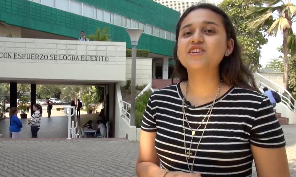 Alejandra Montes - #Somos UTB.