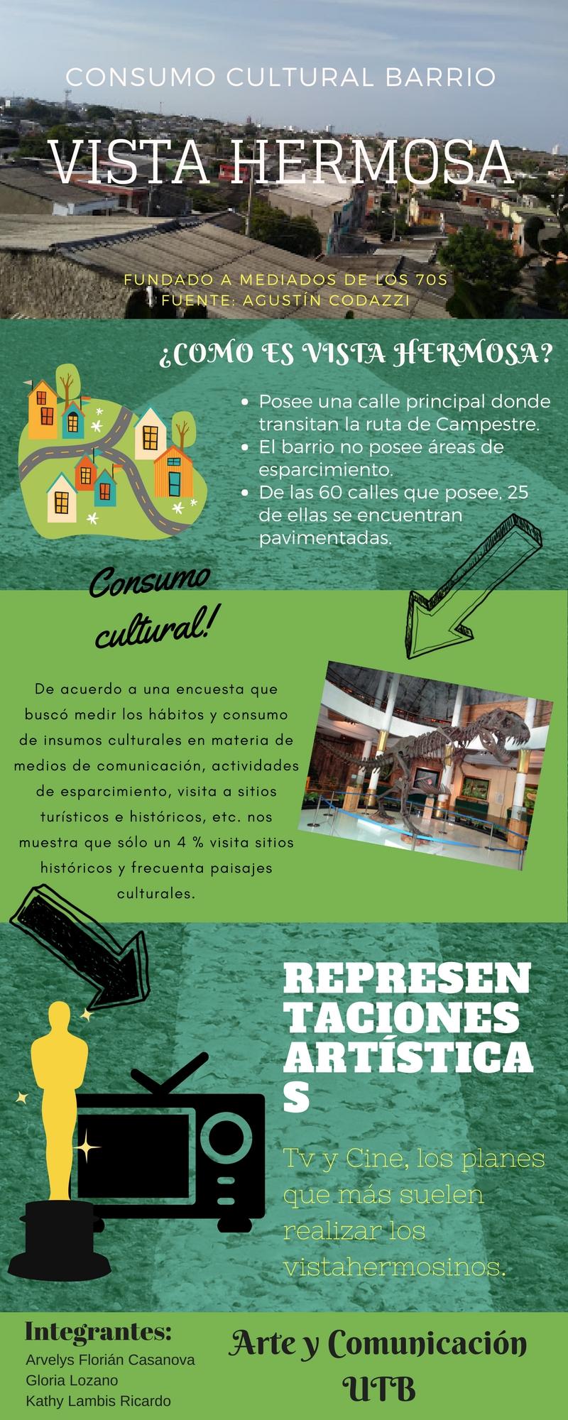 ¿Cómo es el consumo cultural en Cartagena?