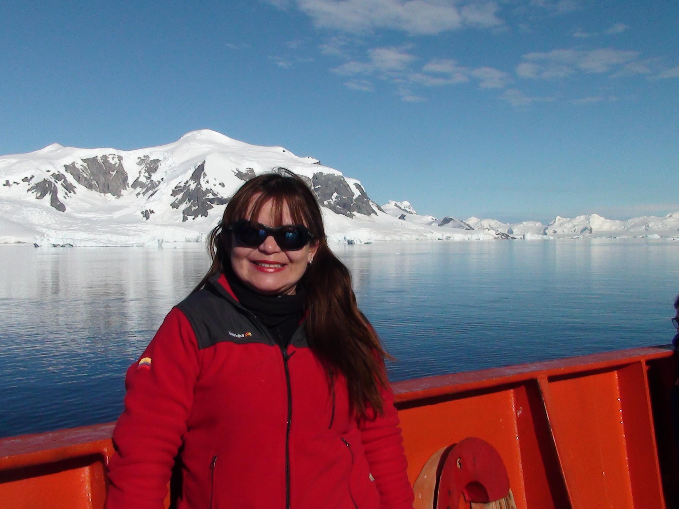 UTB en la Expedición científica Antártida
