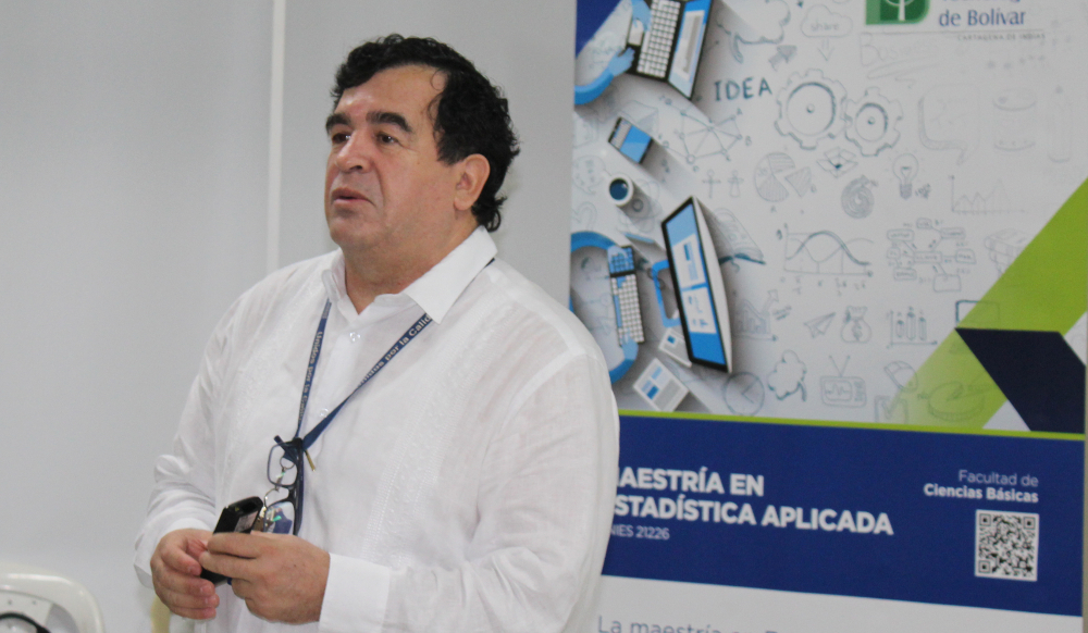 II WorkShop en Estadística Aplicada en la UTB