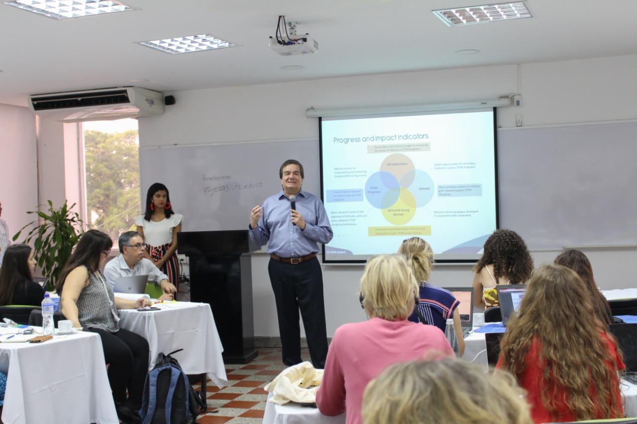 W-STEM International Leadership Summit