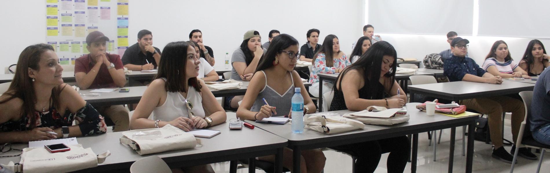 Estudiantes de Honduras en Misión académica en la UTB