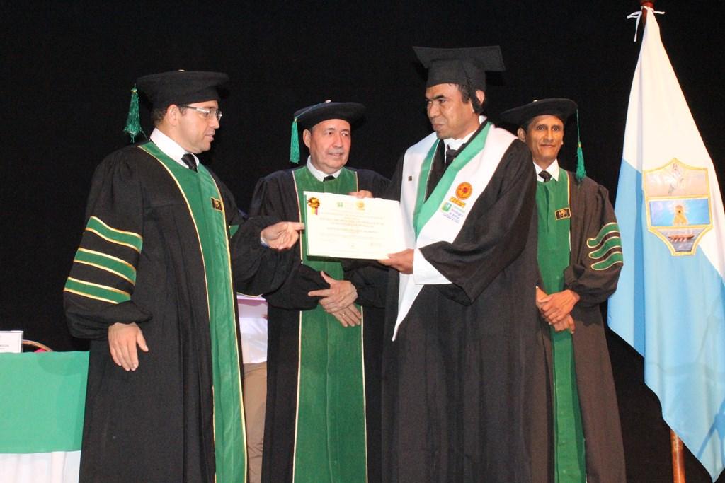 UTB graduó la primera promoción de la Unión Politécnica Distrital