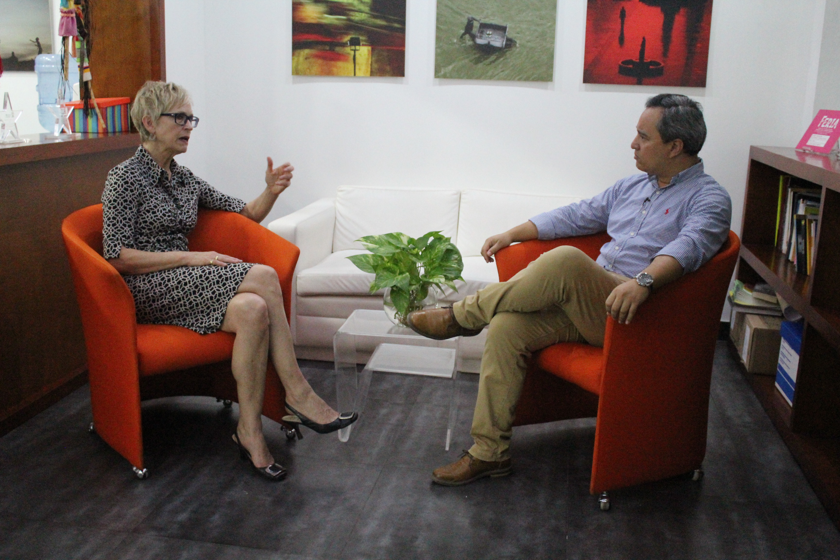 Pasa al Tablero - Capítulo 20 - Relaciones entre universidades de Colombia y Estados Unidos