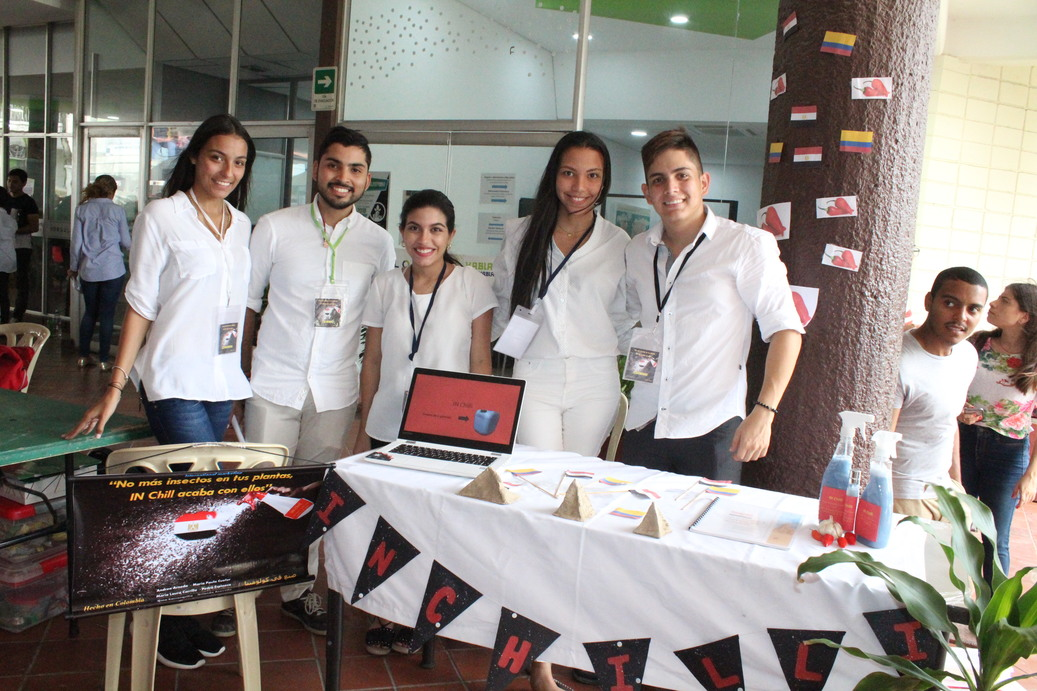 Feria Internacional de Marketing y Negocios en la UTB