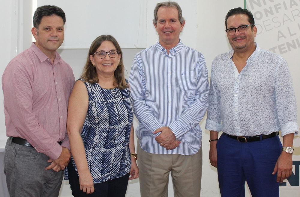 Posesión del nuevo rector de la UTB, Alberto Roa Varelo, ante el Consejo Superior