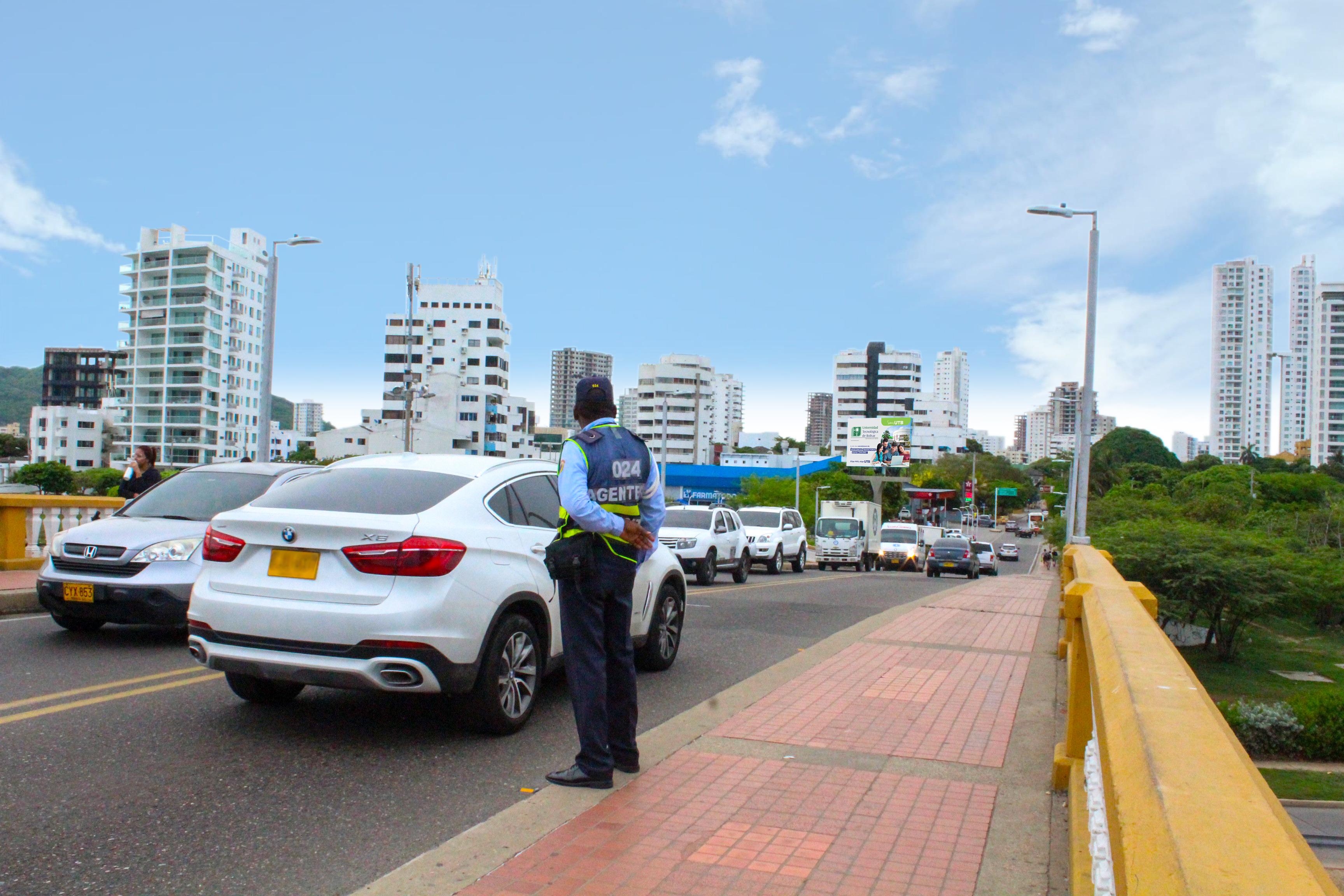 Resultado de imagen para trafico cartagena colombia
