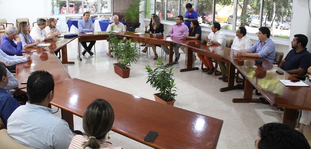 Construir en conjunto: meta del nuevo Vicerrector Académico de la UTB