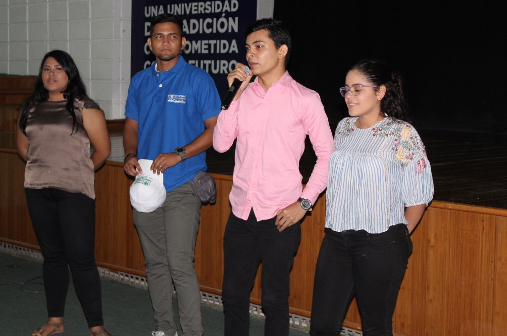 Inducción Estudiantes nuevos 2do periodo 2018