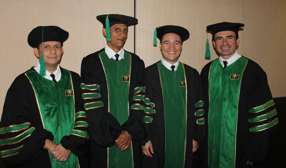 566 nuevos profesionales, tecnólogos, especialistas y magísteres se graduaron en la UTB