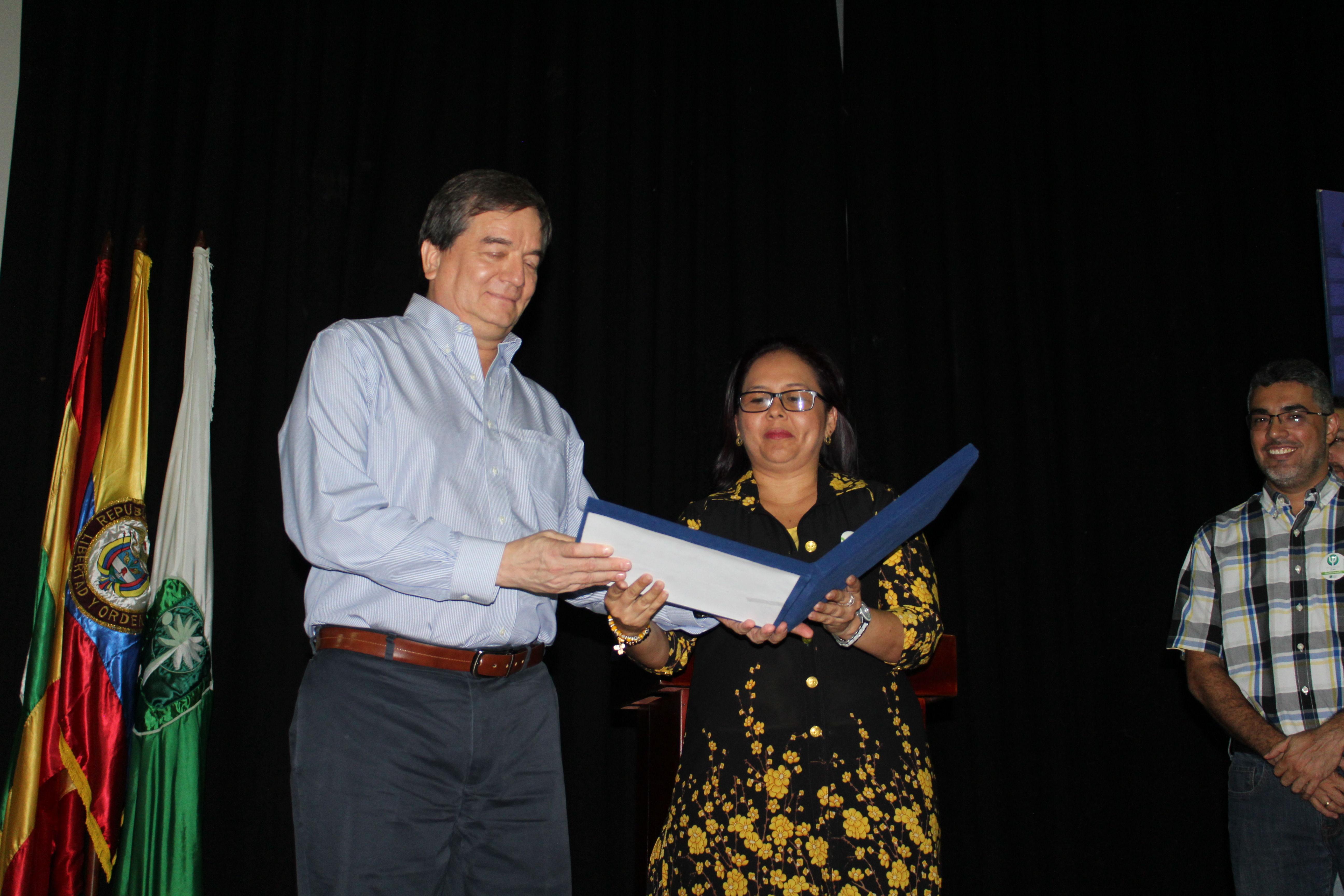 Con importantes logros y muchas satisfacciones el programa de Psicología de la UTB celebró  25 años