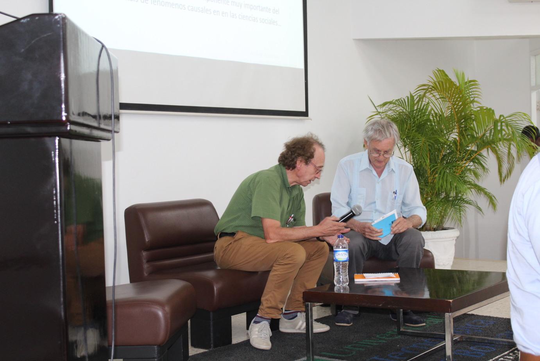 Primera jornada internacional del ciclo de conferencias Matemáticas al azar: gestionar la complejidad modelando las incertidumbres