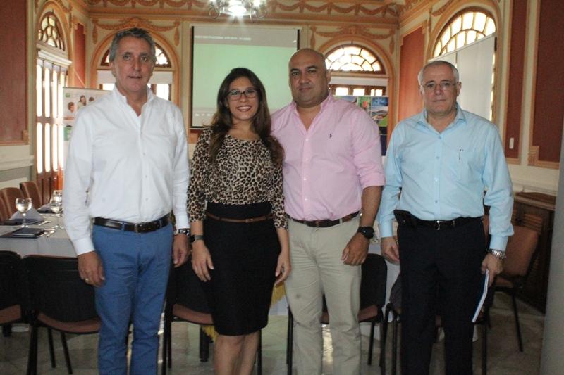 La UTB trabajando en torno al turismo