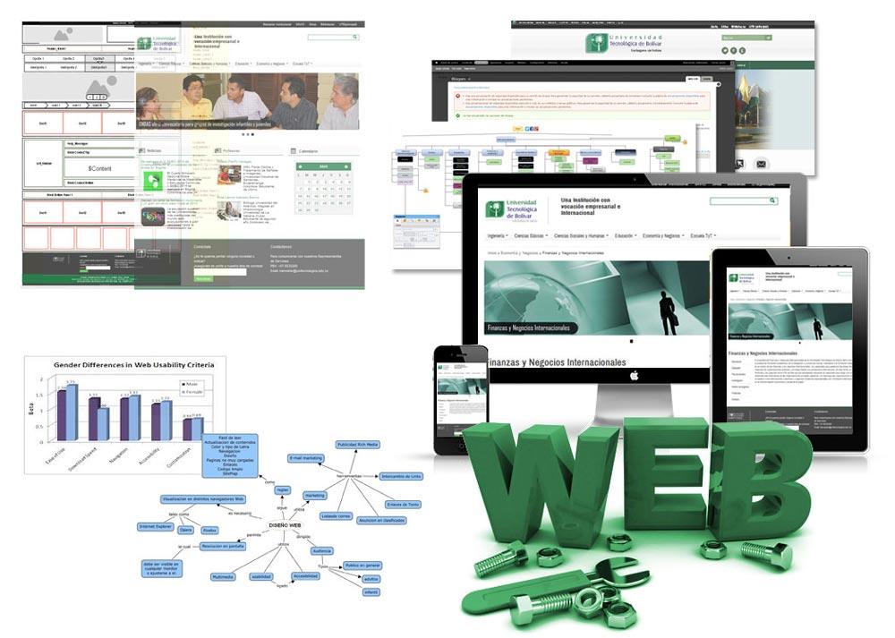 Proceso portal web
