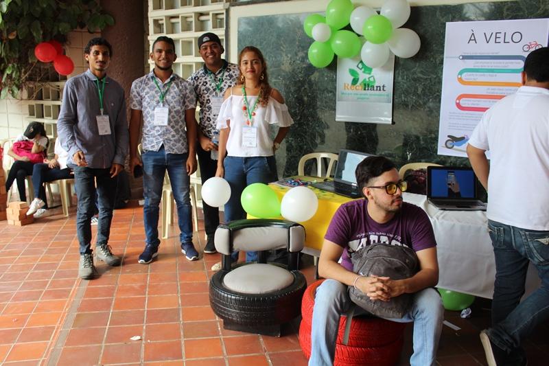 I Feria de proyectos Innova + Social en la UTB