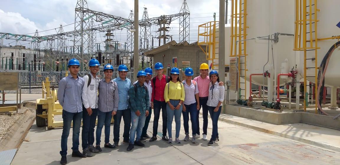 Ingeniería Electrónica en múltiples eventos - UTB