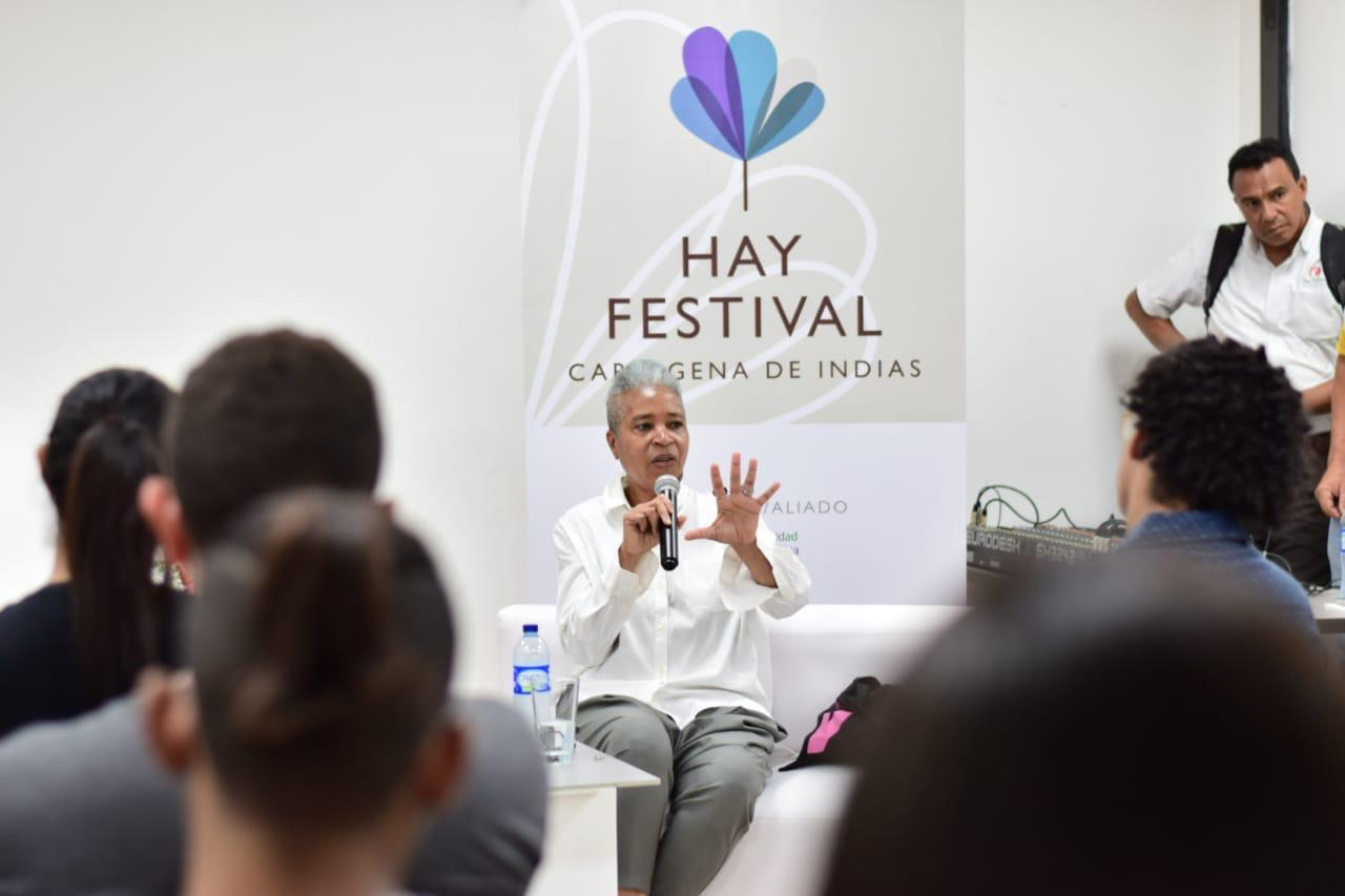 Sumergidos en el Hay Festival