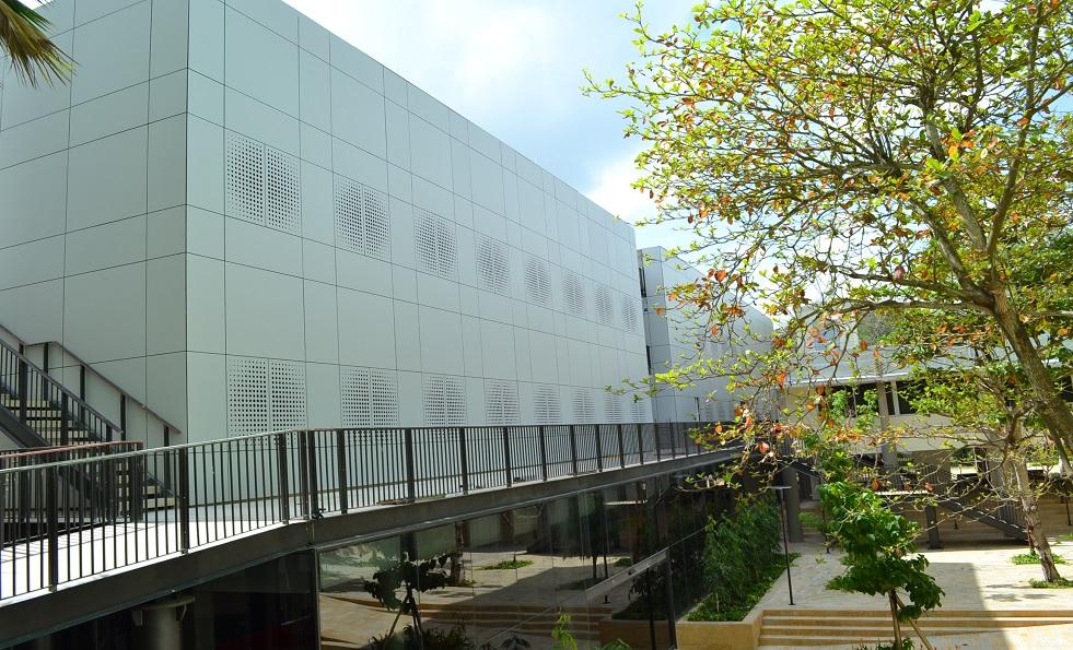 Edificio UTB noticia ingreso univesridad QS World University Rankings