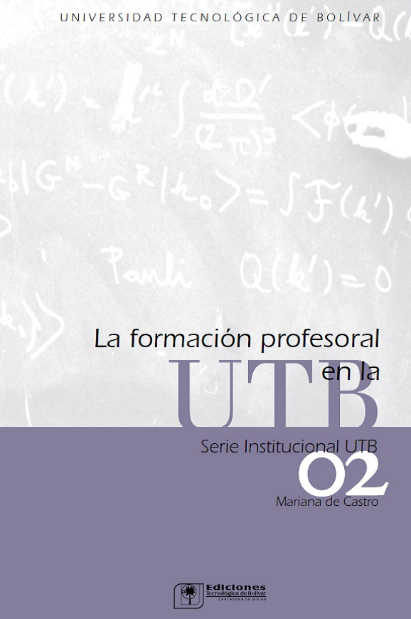 La formación Profesoral en la UTB
