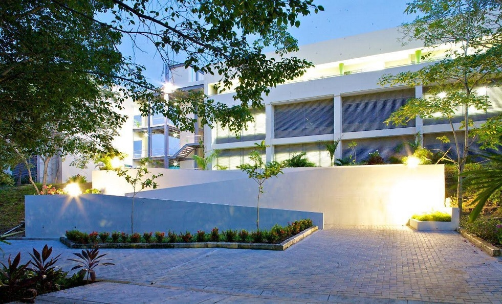 Universidad Tecnologica de Bolivar Aliza refineria Cartagena