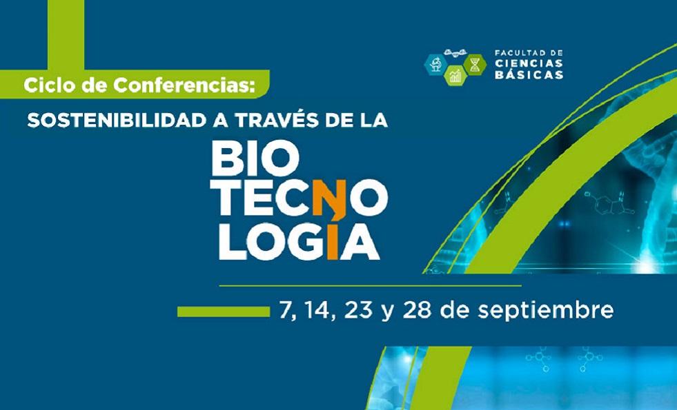 sostenibilidad a través de la biotecnología.
