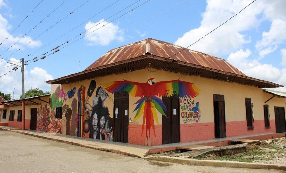 Casa de los colores Plan maestro de turismo