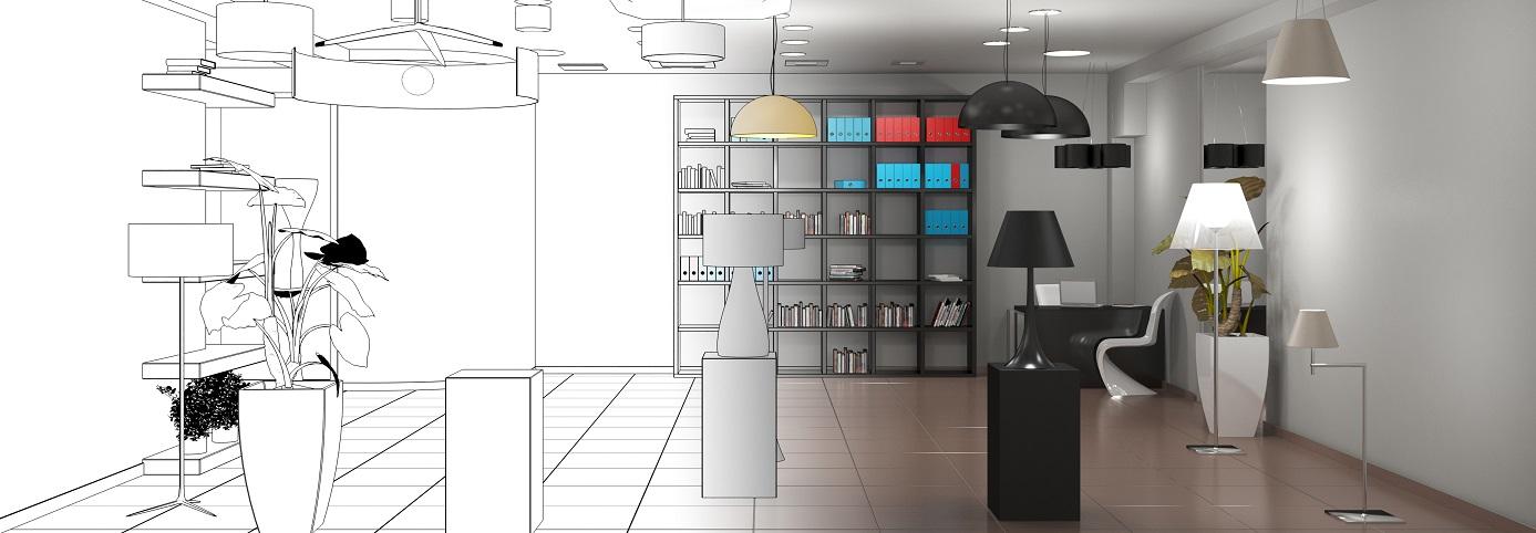 visualización 3D y marketing arquitectónico