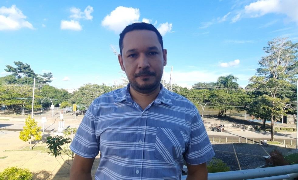 Jhon Nel, miembro del Comité Asesor de Biodiverciudades