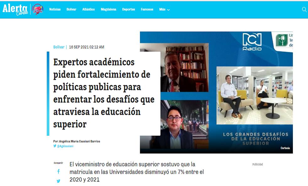políticas publicas para educación superior