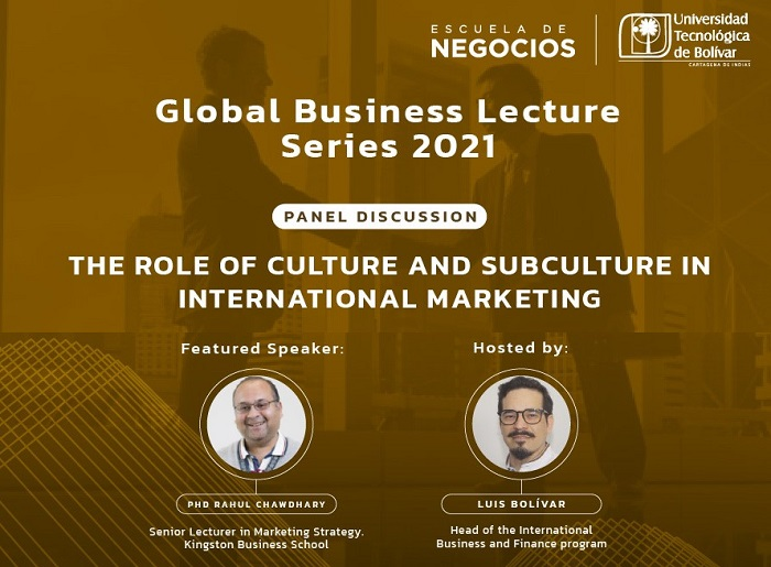 The role of culture and subculture in international marketing
